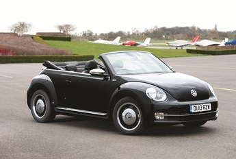 vw beetle cab  tsi   minute test drive review