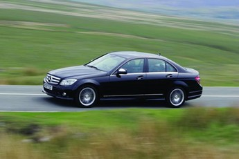 Mercedes C220 CDI Blue Efficiency: Test Drive Review