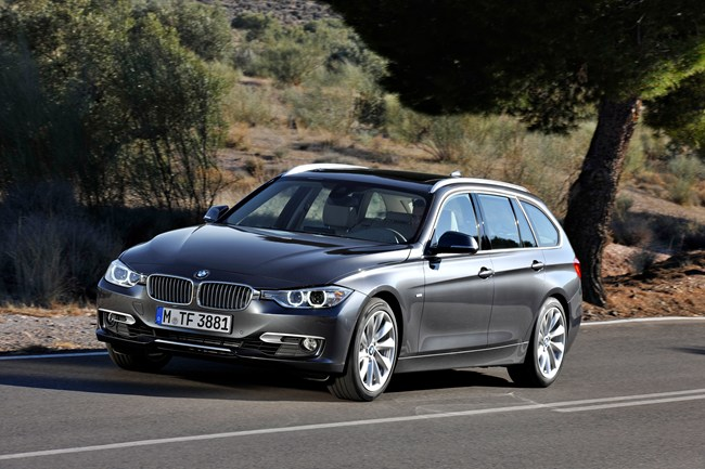 bmw 320d ed touring test drive review. Black Bedroom Furniture Sets. Home Design Ideas