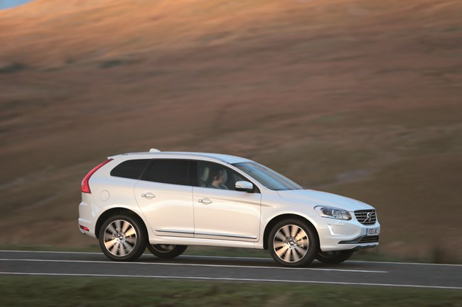 volvo xc60 test drive review. Black Bedroom Furniture Sets. Home Design Ideas
