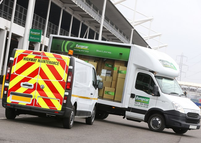 Europcar Launches Fleet Van Rental Centres