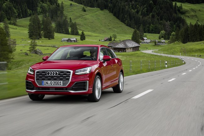 Niche Products To Drive Audi Market Share Grab