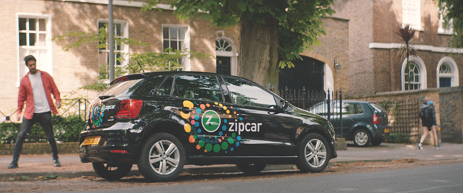 ZipCar Flex aims to take car sharing into the mainstream