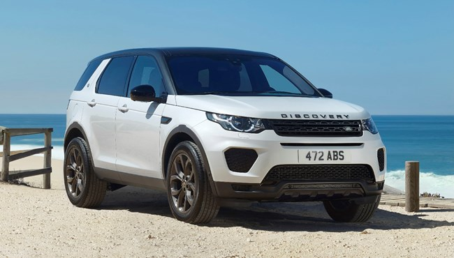 land rover has announced a new special edition version of its discovery sport