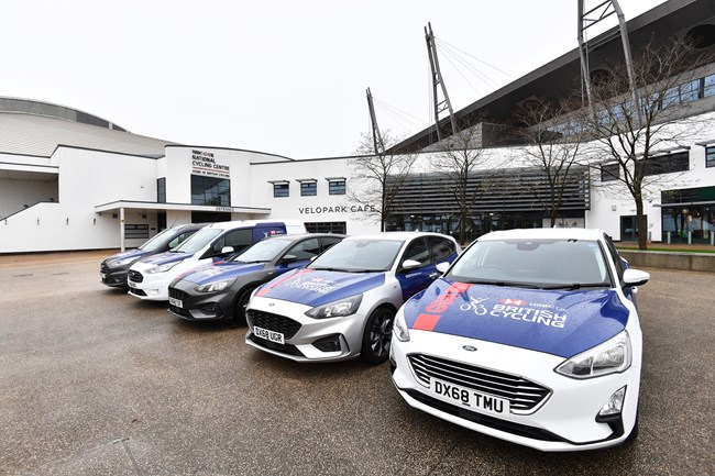 Thrifty Agrees British Cycling Fleet Deal