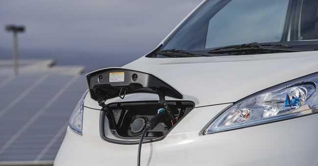 Fleet drivers issued advice on running EVs in winter