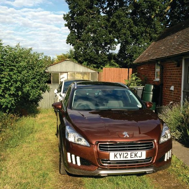 After Nine Months And 12,000 Miles, The Peugeot 508 SW 2.0