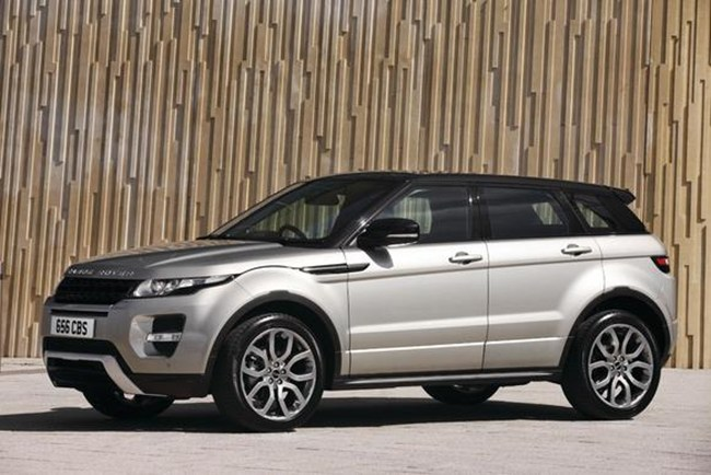 businesscar awards 2013 small 4x4 range rover evoque. Black Bedroom Furniture Sets. Home Design Ideas