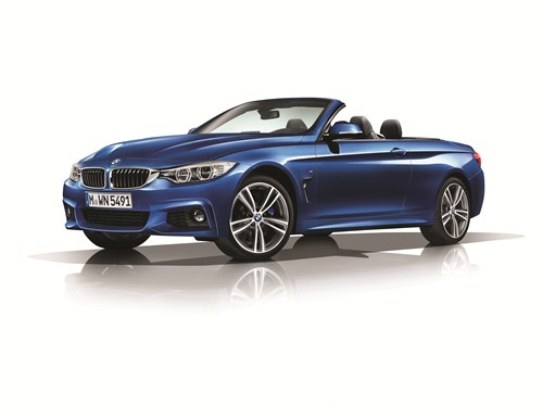 BMW 4-series convertible 2013