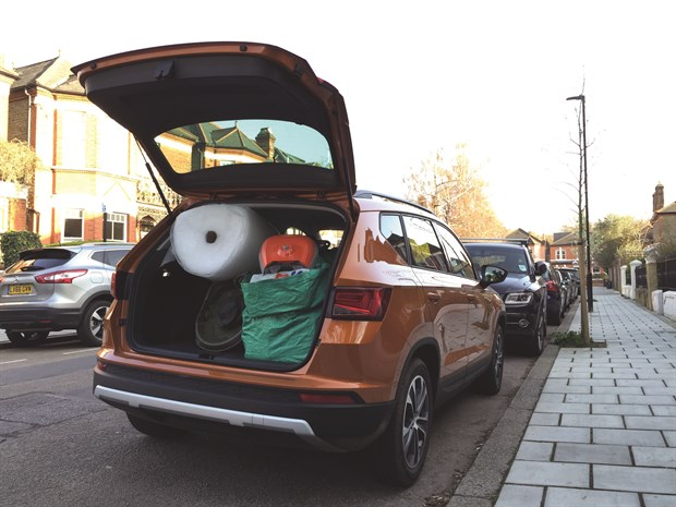 2. LTT Seat Ateca - Ext Boot Full