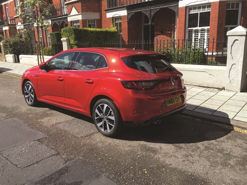 Latest report - Renault Megane long-term test