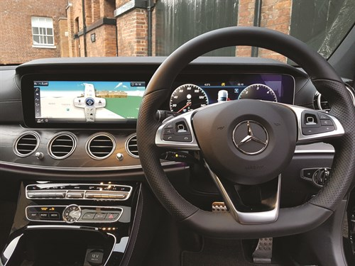 Latest report: Mercedes E-Class long-term test