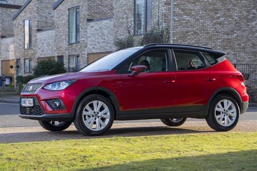 Seat Next Issue Seat Arona