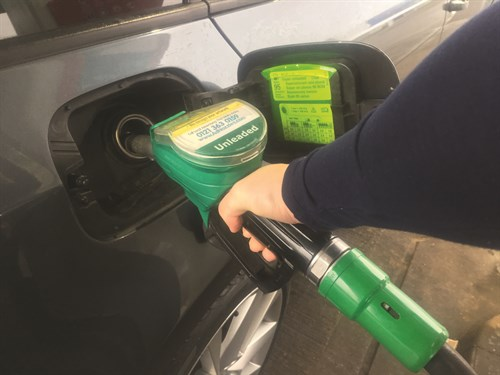 Petrol Fill Up