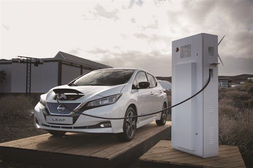 426214186_Nissan Showcases Electric Ecosystem Designed To Deliver The Future Of Drivi