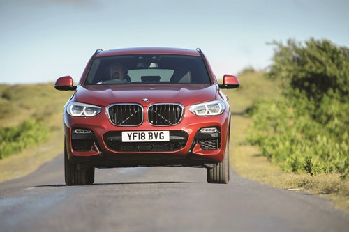 Bmw X 4 Front