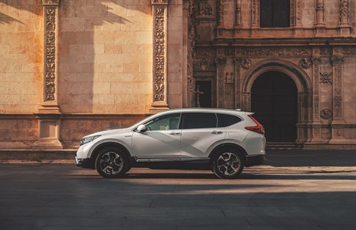 153924_Honda _confirms _economy _and _emissions _data _for _CR-V_Hybrid _and _announces _key