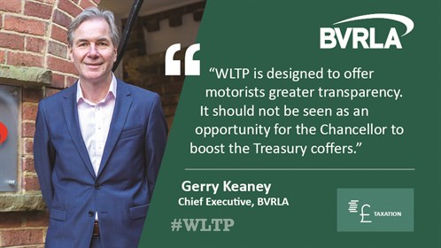 WLTP Quote - Gerry Keaney