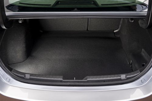 Mazda 3 Saloon Boot